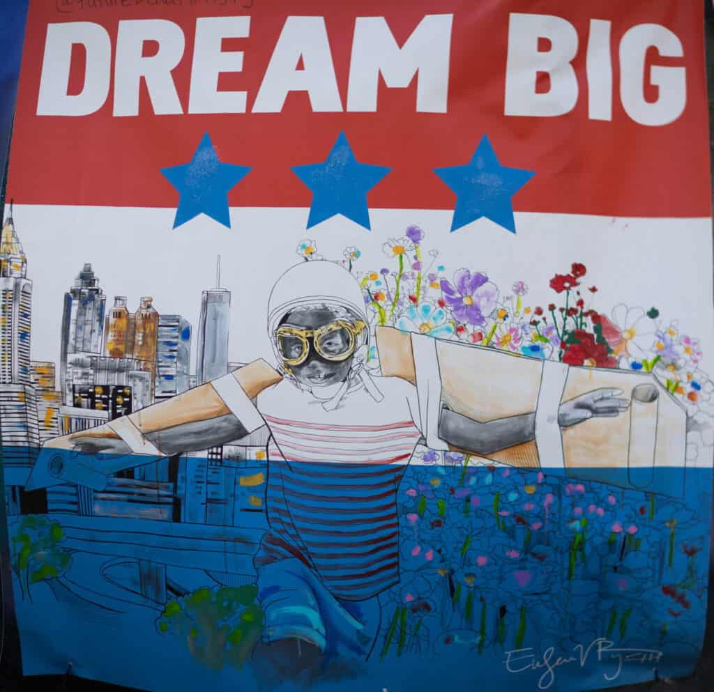 Dream Big EuGene Byrd